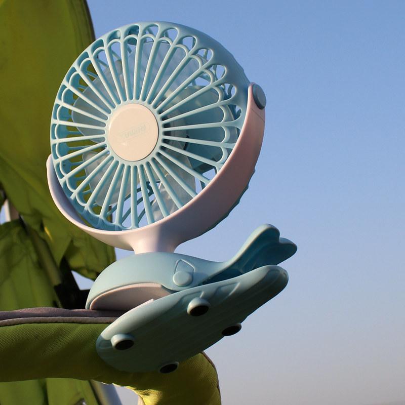 小推车电风扇