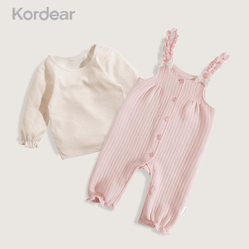 两岁宝宝背带裤