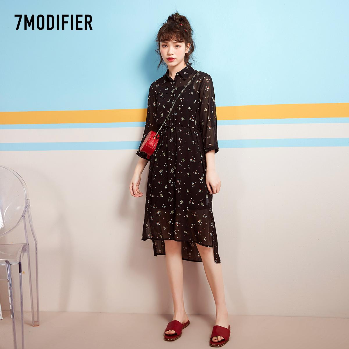 韩版新品连衣裙