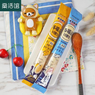 韩国进口鳕鱼肉肠 多福迎金枪鱼蛋黄酱 四种奶酪鳕鱼肠小吃零食
