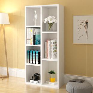 简约现代书架书柜格子柜小柜子储物柜简易收纳柜自由组合柜置物柜