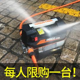 亿力小型高压洗车机神器家用220v自助刷车水泵抢便携式清洗机水枪图片