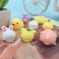 Cute squeezing music Venting venting toy pinching ball decompression venting ball Student small gift group creative