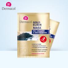 黛玛蔻Dermacol黄金鱼子酱膏状面膜营养修复精华紧致保湿抗氧化
