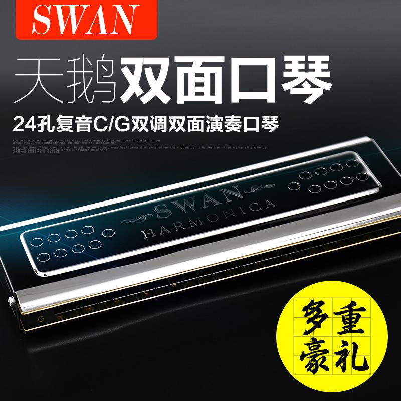 swan口琴