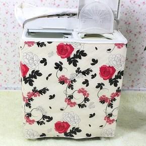 小鸭双缸洗衣机罩子半自动双桶套双筒防水防晒小型迷你