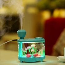 家用静音办公室卧室孕妇婴儿空气净化香薰机空调伴侣格力加湿器