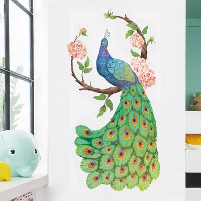 创意走廊玄关背景墙壁装饰贴纸卧室温馨贴画客厅个性墙纸自粘墙贴