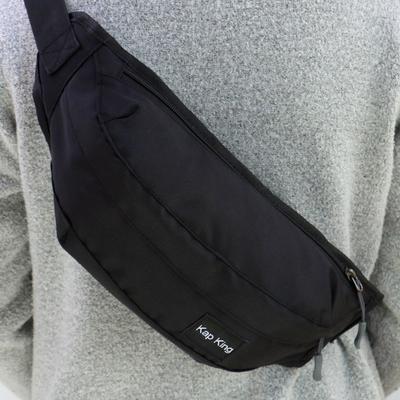 时尚潮流新款胸包男学生帆布腰包男士包包韩版潮男包单肩斜挎包包