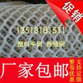 加厚塑料养鸡网养蜂网育雏塑料胶网阳台防护网垫底塑料平网养殖网图片
