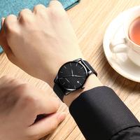 男士机械表手表全自动皮
