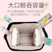Disney Mummy bag female 2018 new mother bag maternal and child package multi-function large-capacity fashion out-of-the-shoulder bag