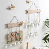 饰房间小饰品ins风绿萝水培容器卧室壁挂 北欧风格 墙面墙壁挂件装图片