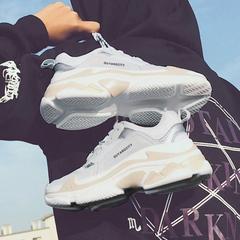男士情侣运动鞋