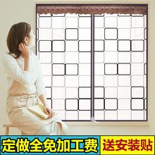 保暖窗帘冬季窗户密封挡风防风保温膜塑料卧室防寒隔断加厚家用
