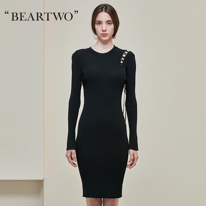 BEAR TWO連衣裙