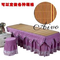 1.2m米床可折叠加厚双人床凉席学生宿舍夏季空调1.8黄古林御藤席
