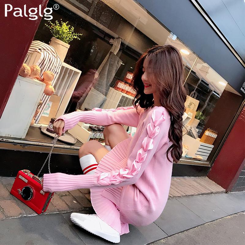 时尚粉色连衣裙