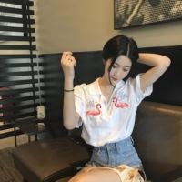 气质个性衬衫衬