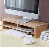 包邮 护颈笔记本电脑显示器台式电脑增高托架液晶电视桌面底座支架