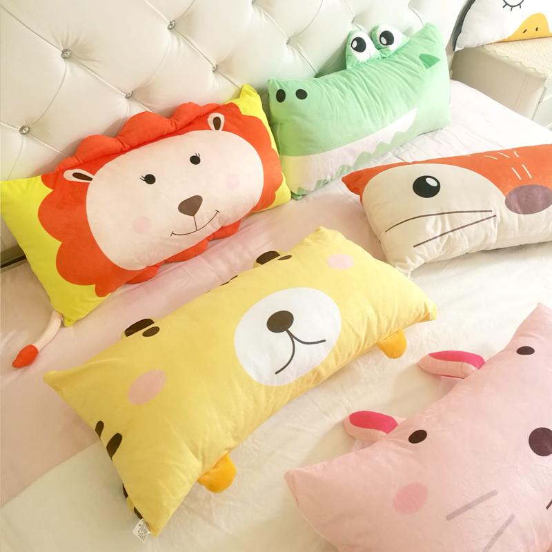 动物床靠枕