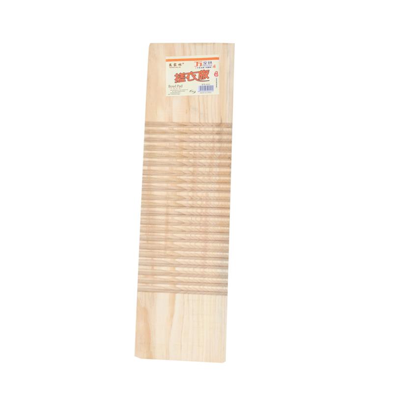 实木搓衣板大号61cm长棒盆跪用洗衣服单面非塑料家用防滑板子包邮