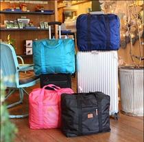 旅游便携大容量旅行折叠袋行李袋出差男短途旅行包手提拉杆包女