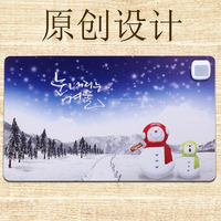 Electric heating table mat 24v office waterproof heating pad student writing pad children heating safety computer table mat