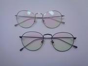 文艺青年装饰眼睛平光眼镜无度数眼镜潮人搭配素颜眼镜架网红同款