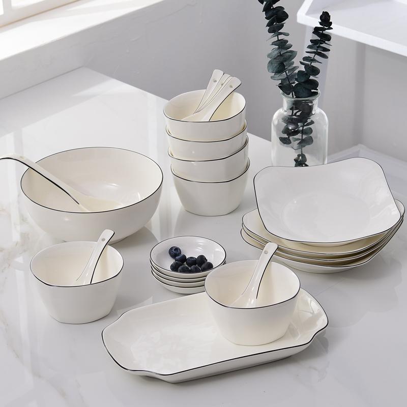 日式碗碟套装