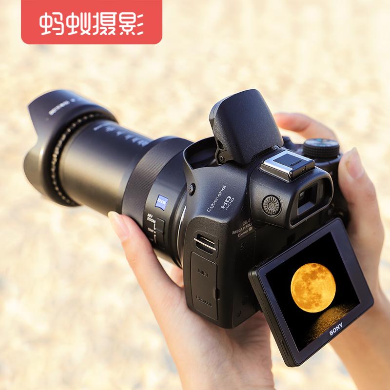【蚂蚁摄影】Sony/索尼 DSC-HX400高清长焦数码相机高清 单反外观