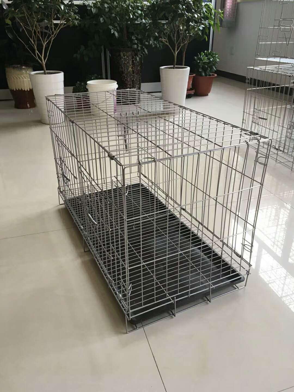 镀锌铁丝笼鸽子笼养殖笼运输笼鸡笼兔笼鸟笼宠物笼 鸽子笼养殖笼