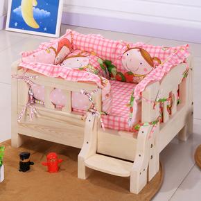 狗窝泰迪小狗窝通用床围 简约现代实木床宠物床猫窝特价床围