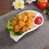 Simulated chicken chop chicken willow model simulation food model fried food snack fried chicken row model chicken rice flower model