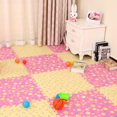 嬰兒童拼接爬行墊泡沫拼圖地墊家用臥室榻榻米地板墊子60x60加厚打折促銷