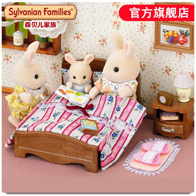 双人玩具床