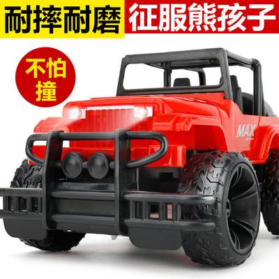 遥控车越野车充电超大无线遥控汽车儿童玩具男孩电动漂移车20-2