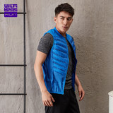 BMAI/ Bimai men and women running down horse armor autumn and winter sports leisure warm down vest air-proof