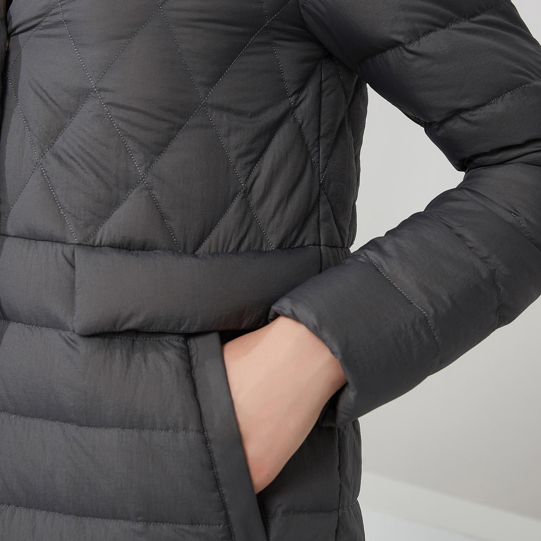 波司登羽绒服女中长款轻薄款百搭秋西装领秋冬品牌外套B70131114