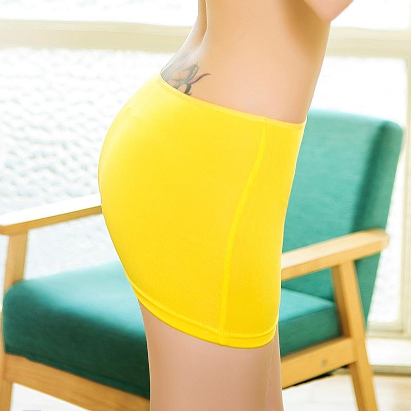 齐逼超短裙