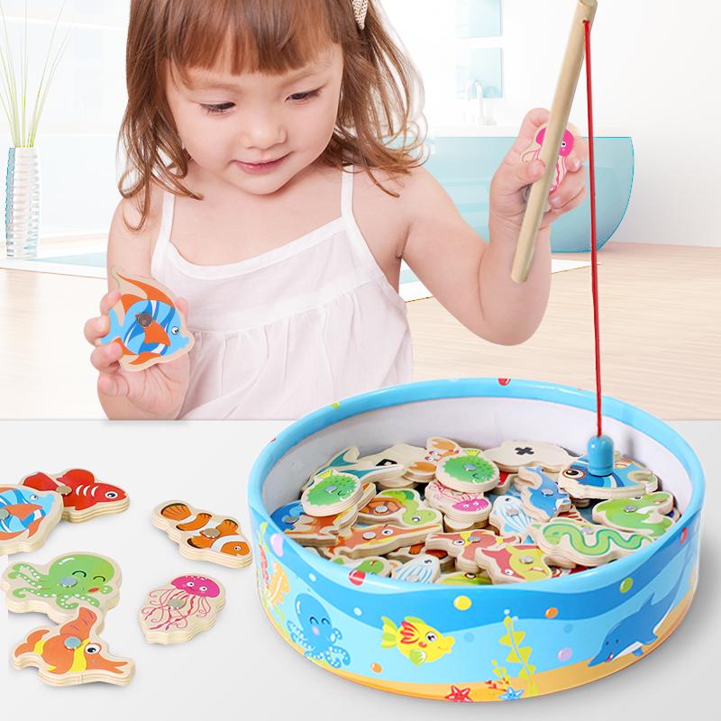钓鱼宝宝益智早教玩具