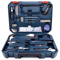 Bosch BOSCH home multi-function hardware tool kit set 12 pieces / 66 pieces / 108 pieces of wire cutters screwdriver