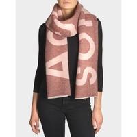 预售 Acne Studios Logo 艾克妮时尚字母围巾长款保暖披肩220x50