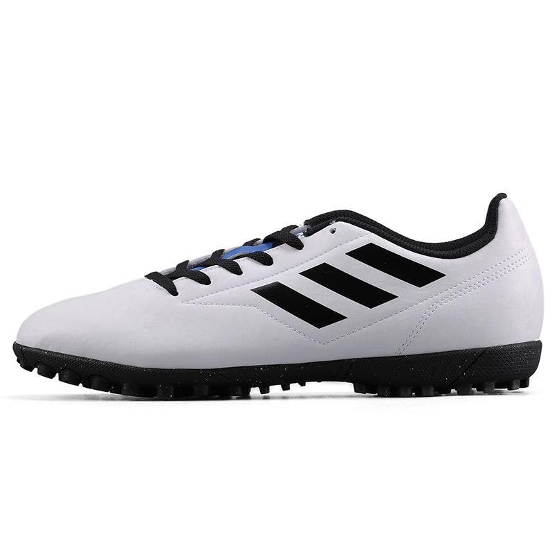 专柜正品Adidas阿迪达斯足球鞋男碎钉人造草地TF基础训练鞋BB0561