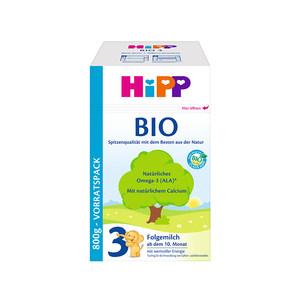 【直营】德国喜宝HiPP进口有机婴儿奶粉...