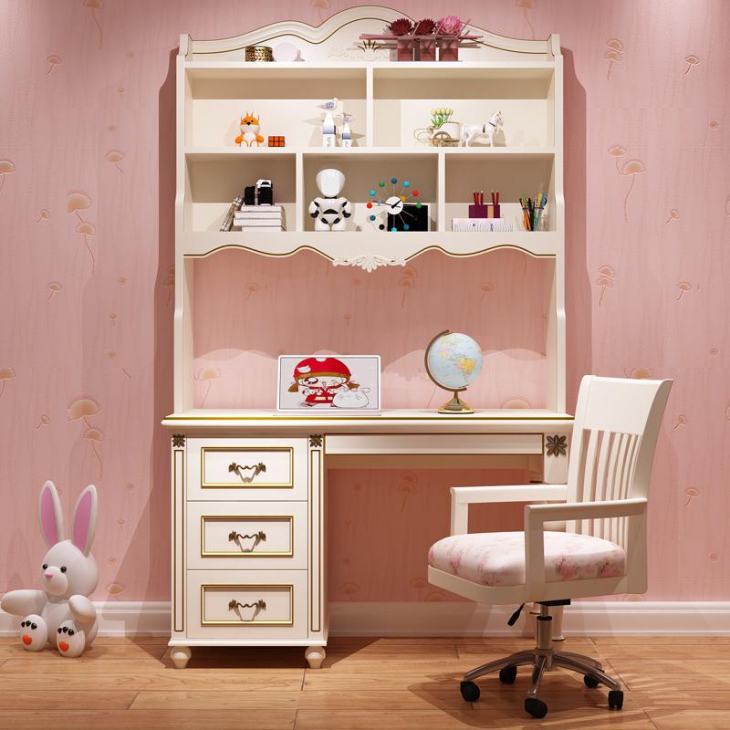 儿童床上下床带书桌衣柜组合儿童房家具套装组合床架子床 上下铺