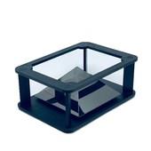 三角金字塔虚拟成像技术 手机投影仪全息3D 裸眼3d4D四维影像礼品