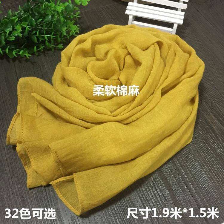 Женские шарфы из хлопка Артикул 559039263521