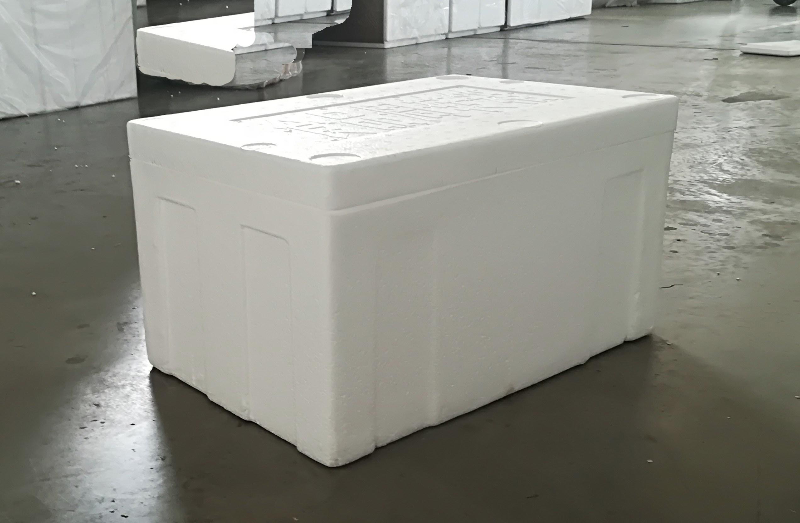 2号泡沫箱特大号包邮 生鲜肉类海鲜食品级保温箱种花种菜流浪猫窝
