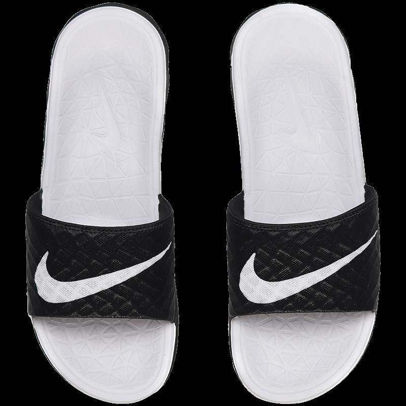 NIKE耐克男鞋女鞋休闲鞋2019春季新款防滑休闲沙滩凉鞋拖鞋705475